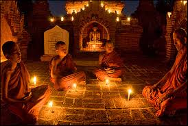 monks life
